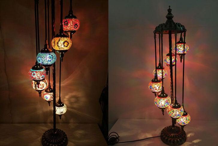 Turkish Floor Lamps