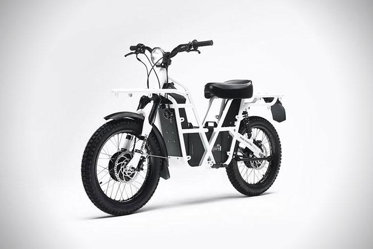 UBCO 2x2 Dual-Sport Electric Bike
