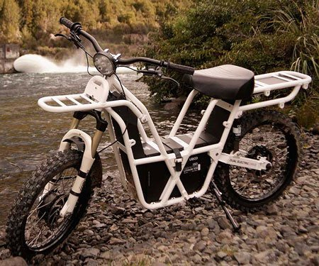 UBCO 2x2 Dual-Sport Electric Bike