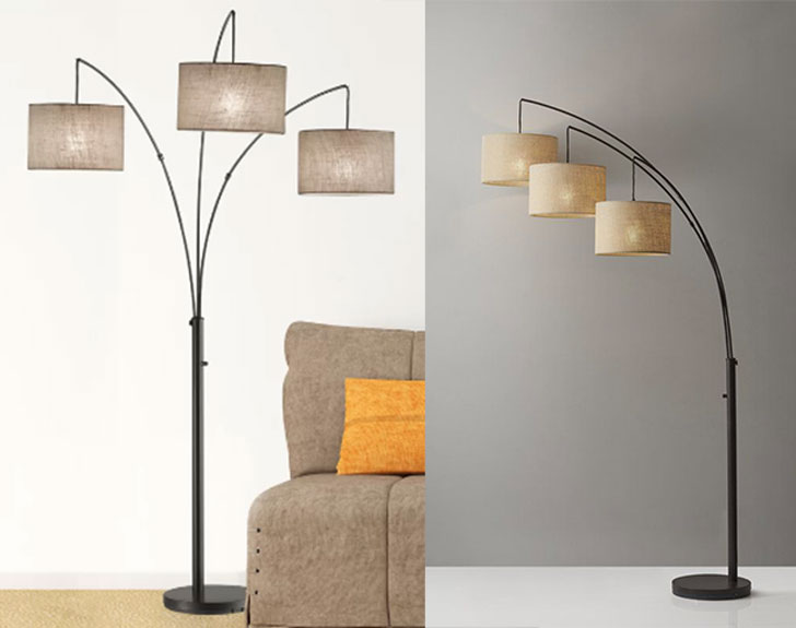 Utecht Tree Floor Lamp