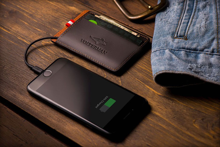 Volterman Smart Wallet - Cool Wallets