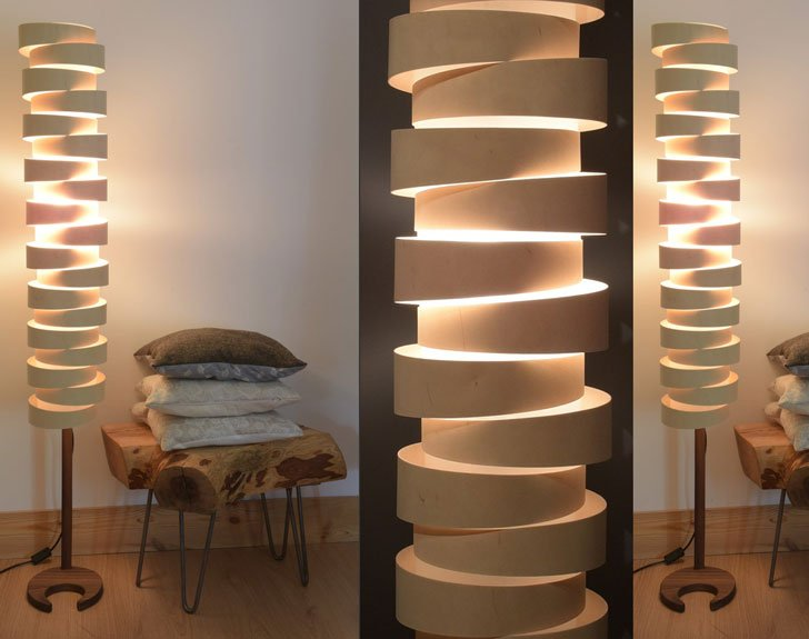 Wrap Floor Lamp