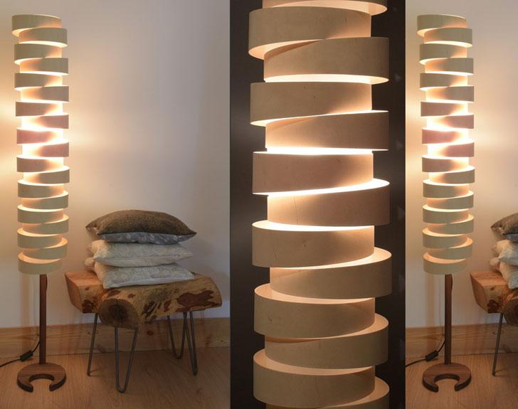 Wrap Floor Lamp