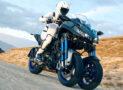 Yamaha's 3-Wheeled NIKEN Motorcycle