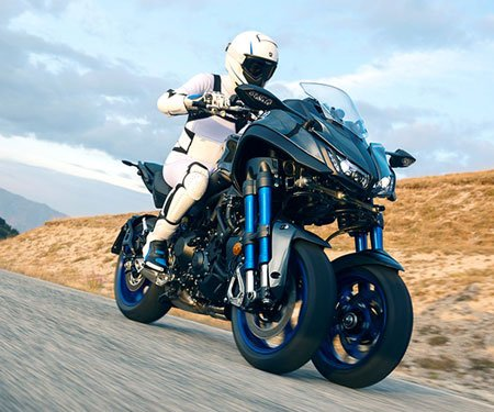 Yamaha S 3 Wheeled Niken Motorcycle Awesome Stuff 365