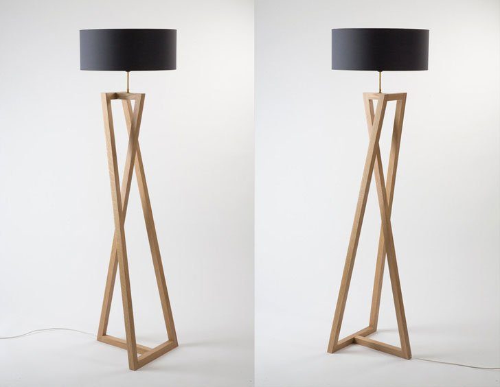 Zed Floor Lamp - cool floor lamps