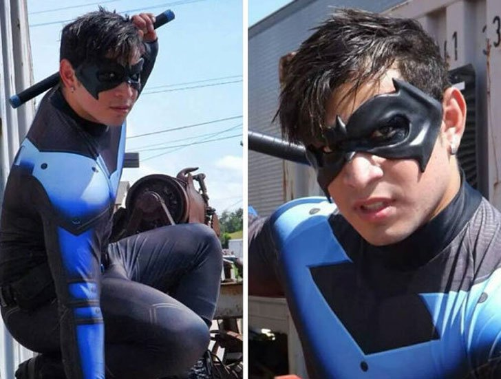 AC Nightwing Costume - Cosplay Ideas For Guys