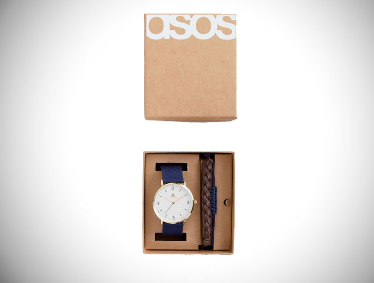 ASOS Watch And Bracelet Gift Sets