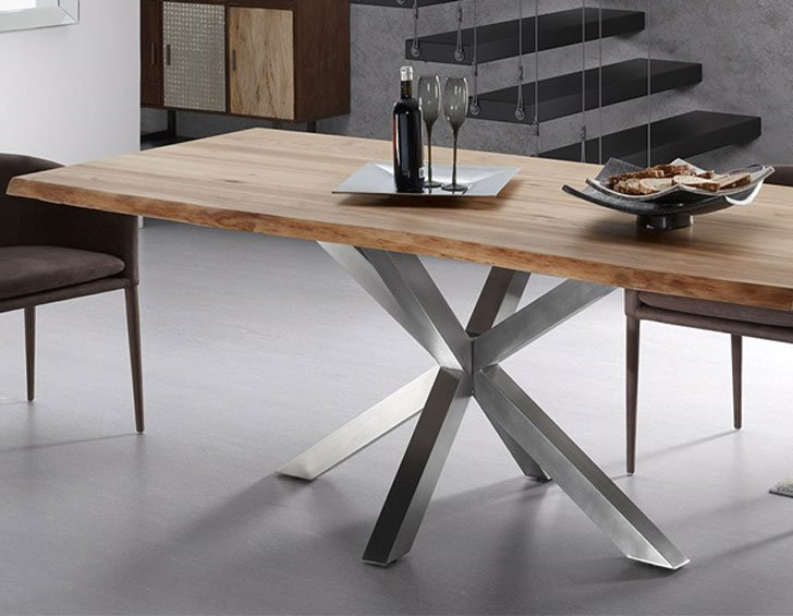 Arya Modern Dining Table   Unique Dining Tables