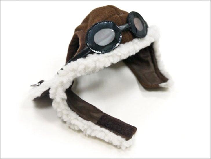Aviator Dog Hat