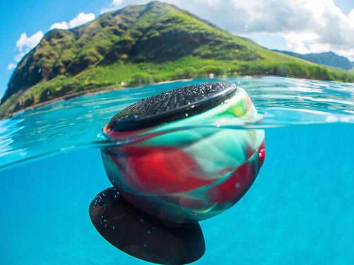 Barnacle Waterproof Speakers