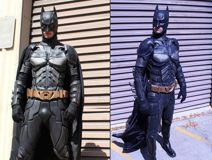 Batman Dark Knight Suit - Cosplay Ideas For Guys
