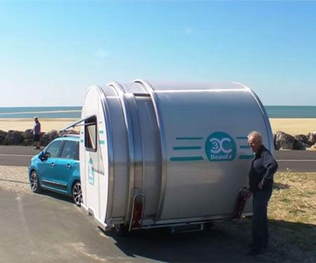 Beauer 3XC Expanding Camper
