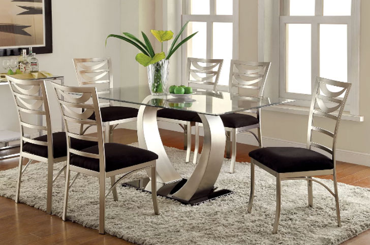 Briles Dining Table - Unique dining tables