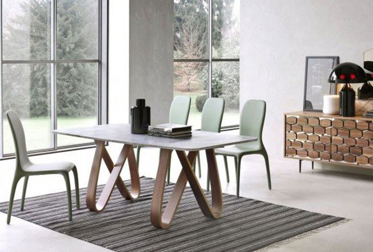 Butterfly Table by Tonin Casa