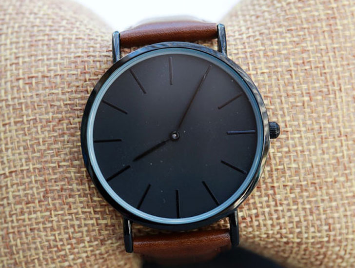Custom Engraved Personalized Wrist Watches