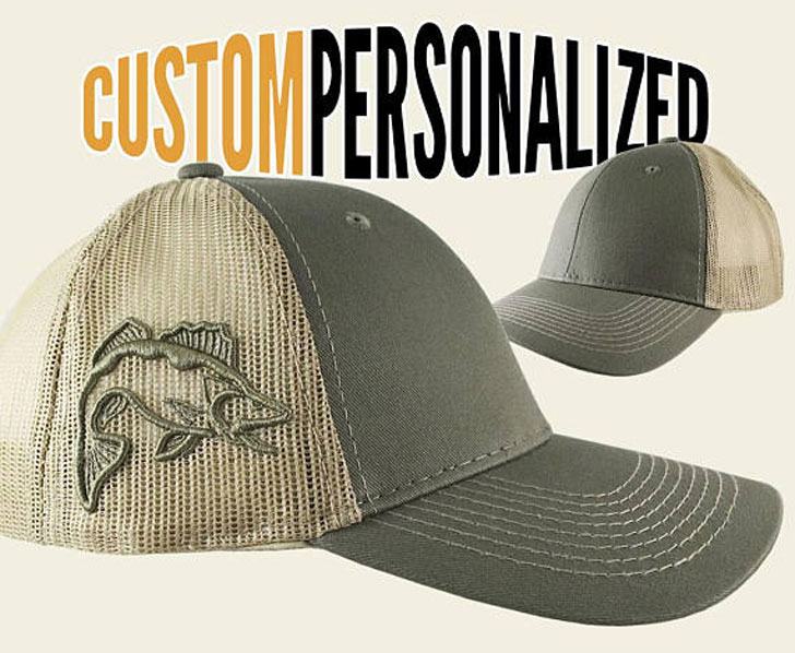Custom Personalized Trucker Caps