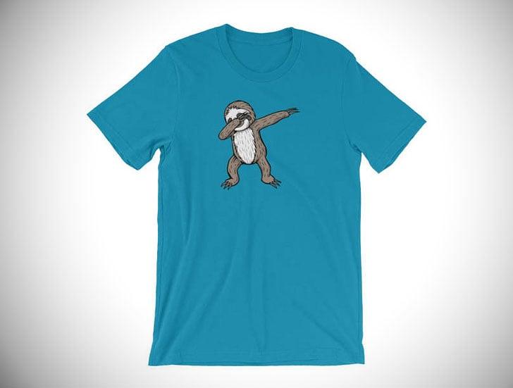 Dabbing Sloth T-Shirt