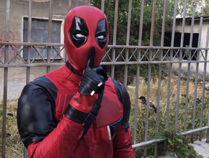 Deadpool Cosplay Costume