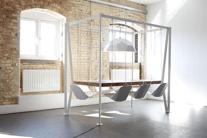 Duffy London Swing Table