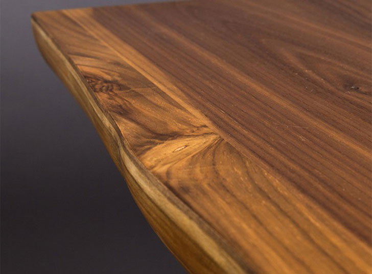 Dutchbone Alagon Wooden Dining Table