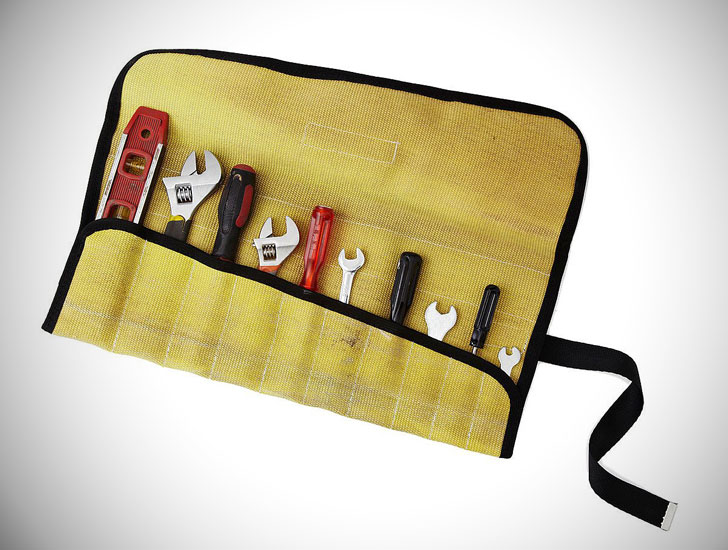Fire Hose Tool Roll