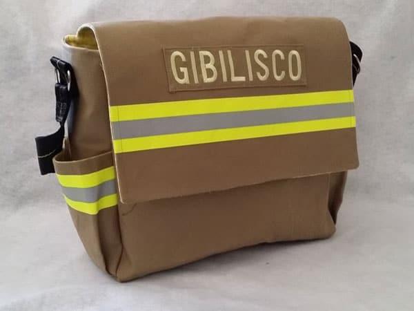 Firefighter Diaper Bag