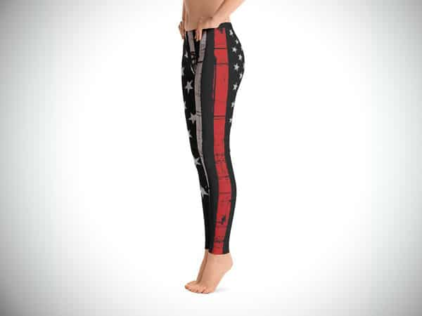 Firefighter-Leggings