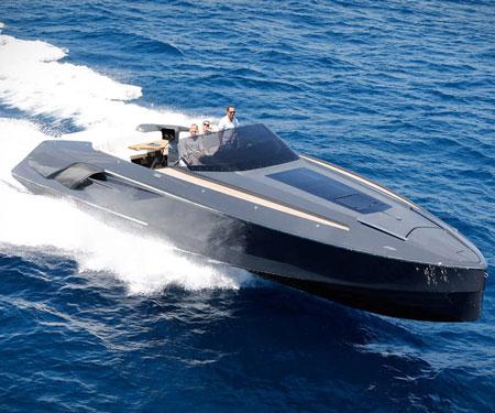 Frauscher 1414 Demon Motor Yacht