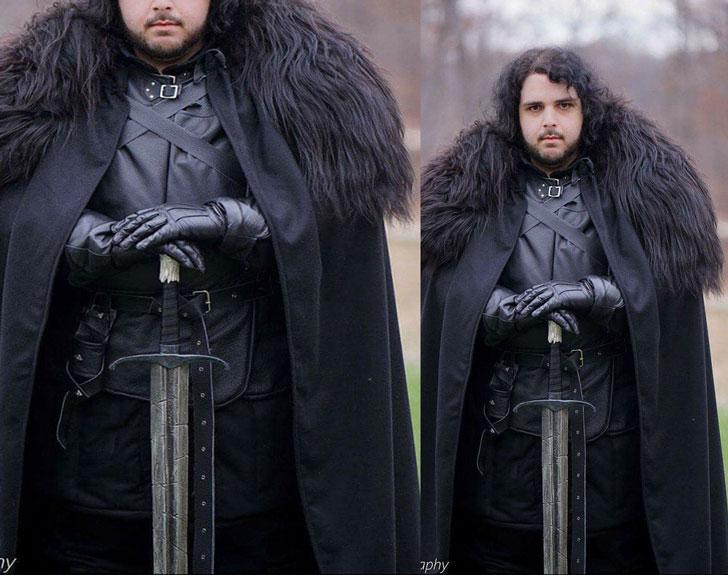 Game of Thrones Jon Snow Costume