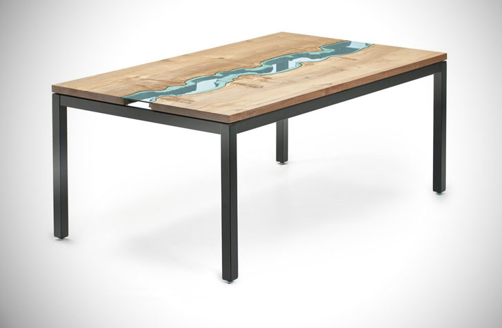 Greg Klassen Maple River Dining Table