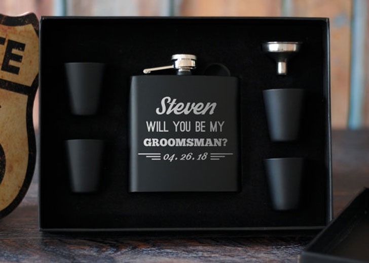 Groomsmen Proposal Gift Sets