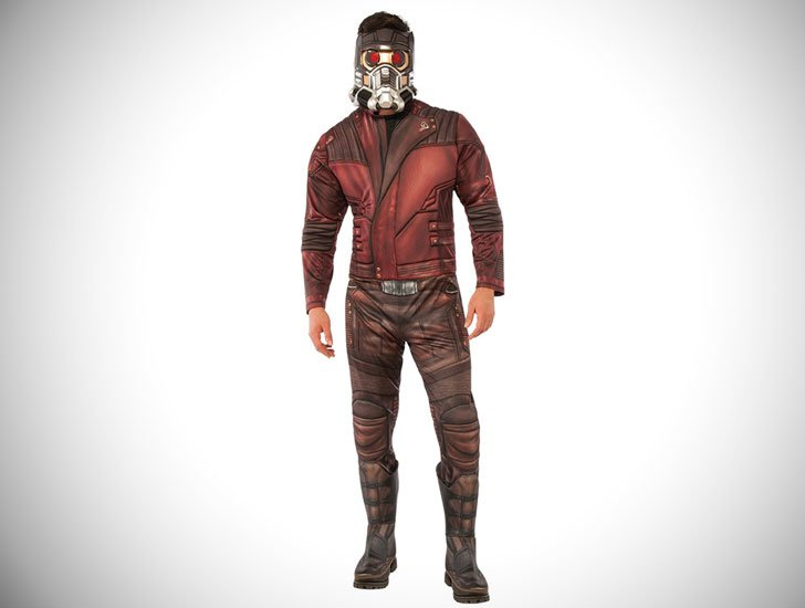 Guardians of the Galaxy Star-Lord Costume - Cosplay Ideas For Guys