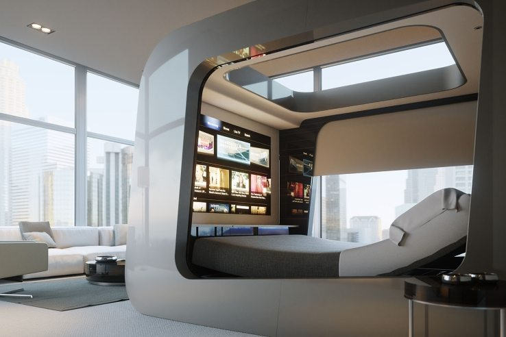 HiCan Technological Smart Bed