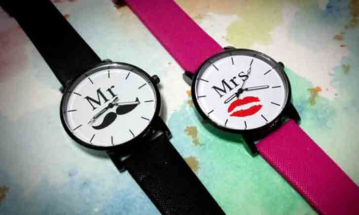 His And Hers Watches For Couples