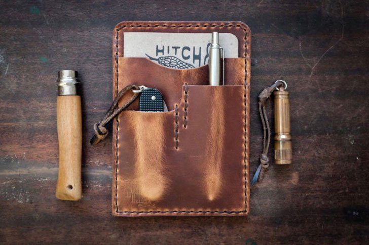 Hitch & Timber Notes Caddy 2.0 + Wallet Sets