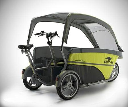 Kid's GoCab Bicycle Taxi