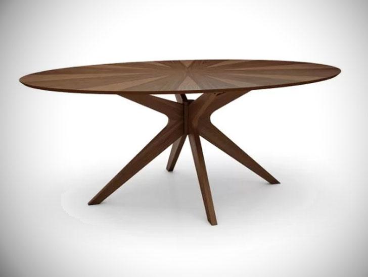 Langley Street Sheryl Oval Dining Table