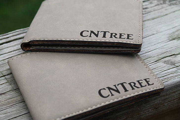 Leather Bifold Wallets