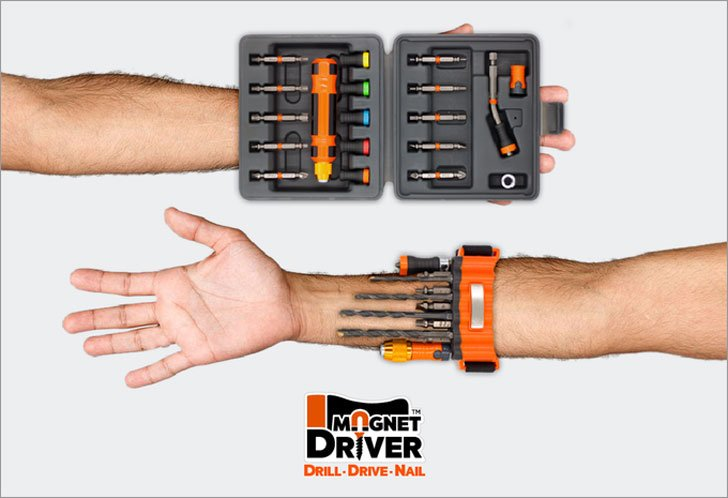 Magnet Driver Total Toolkit