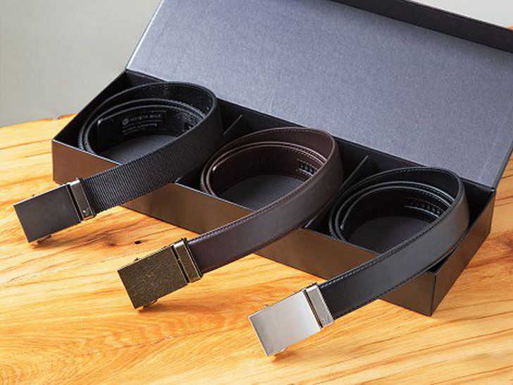 Mission Belt Co. Premium Belt Gift Box
