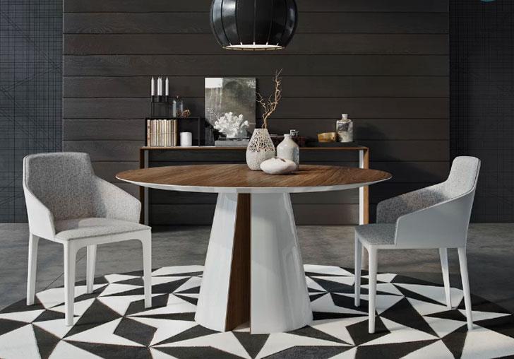 Modloft Tottenham Dining Table - Unique dining tables