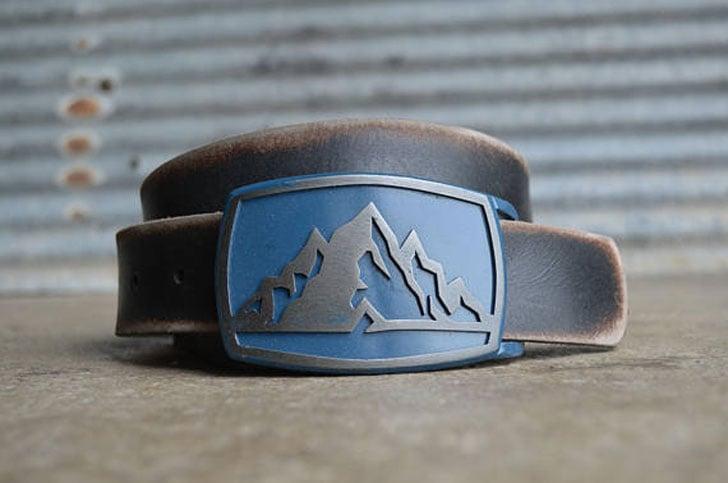 Mountainous Peak Belts