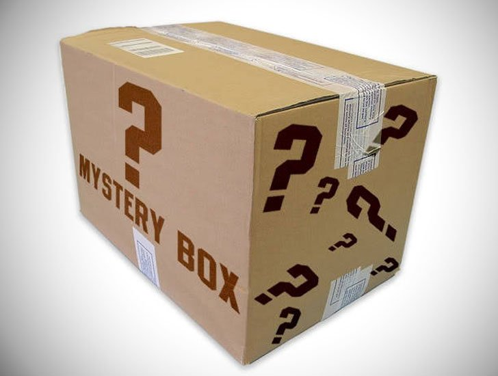 Mystery Box of Fishing Lures
