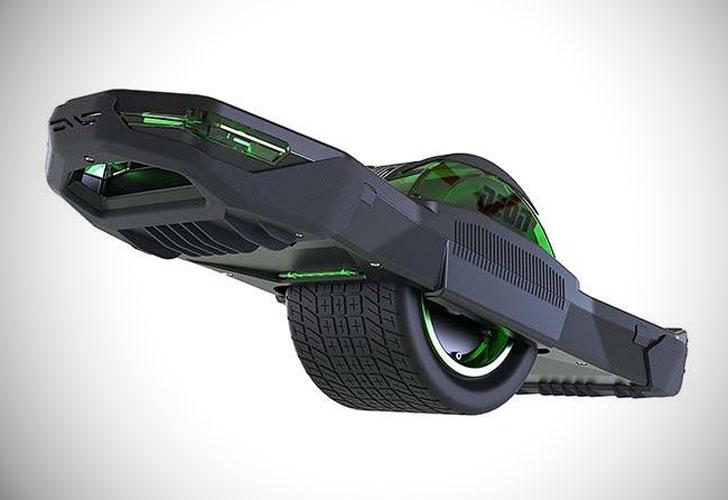 Neon Nitro Self-Balancing Skateboard