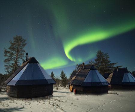 Northern Lights Village Accommodation