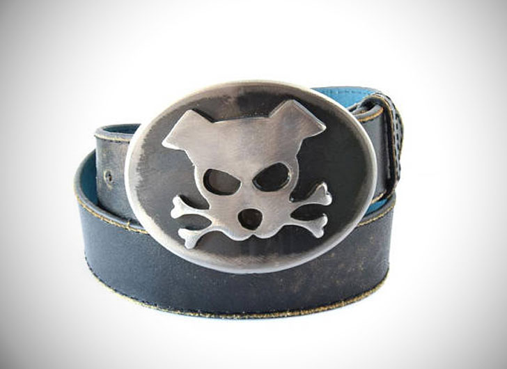 Outlaw Doggy Belts