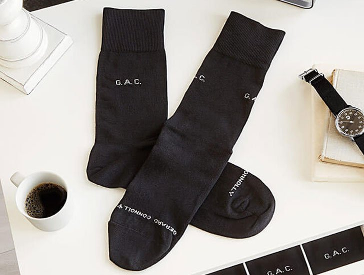 Personalized Socks Set (5 Pairs)
