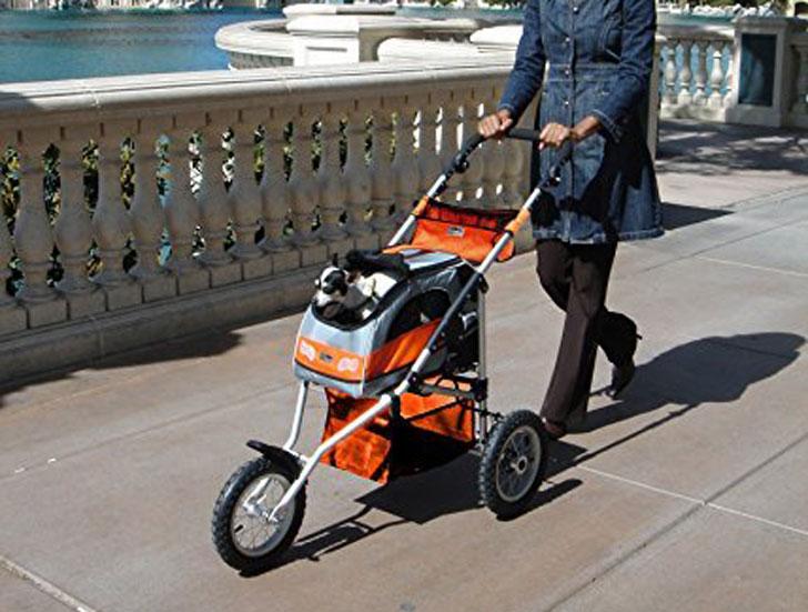 Pet Stroller Carrier