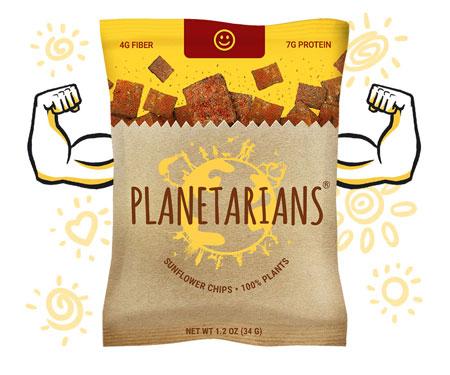 Planetarians Gluten-Free Snacks